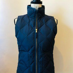 J.Crew Women's Quilted Puffer Vest